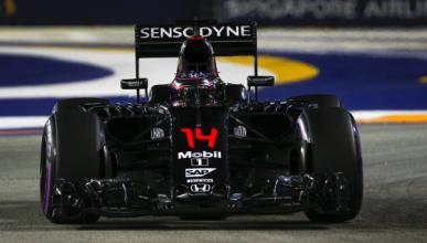 Alonso busca los puntos en su circuito talismán