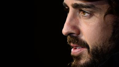 """Alonso: """"en cada vuelta hemos aprendido algo nuevo"""""""