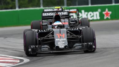 Alonso en Canadá: sin ritmo, pero cerca de los puntos
