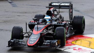 Alonso confía en estar entre los diez primeros en Mónaco