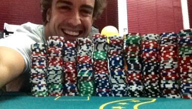 Alonso - Dinero - Poker