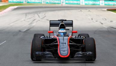 Alonso espera un GP de China con condiciones adversas