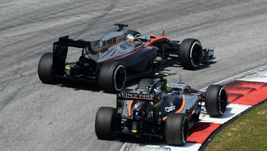 Alonso espera seguir luchando por los puntos en Malasia