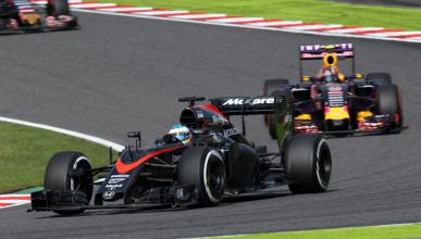 """Alonso estalla por radio en Japón: """"es un GP2, vergonzoso"""""""