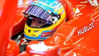 Alonso - Ferrari - Australia 2013