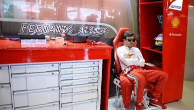 Alonso Ferrari Australia