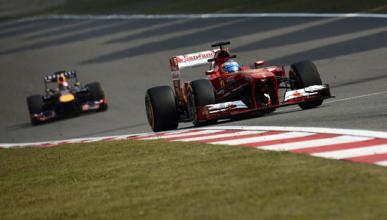 Alonso Ferrari China 2013