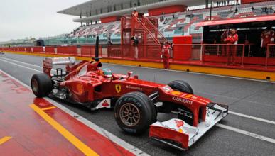 Alonso - Ferrari - Mugello
