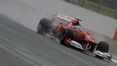 Alonso - Ferrari - Silverstone - 2012