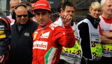 Alonso - Ferrari