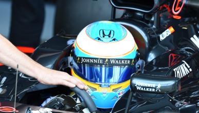 Alonso, ante un fin de semana importante en Hungría