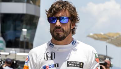 """Alonso: """"hoy ha sido como mi segundo día de pruebas"""""""