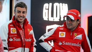 Alonso - Massa - Ferrari - 2013
