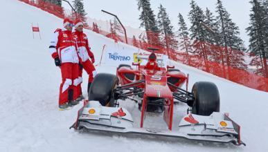 Alonso - Massa - Ferrari - Wrooom