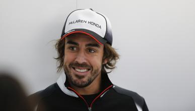 """Alonso: """"me gustaría ganar en Le Mans y en Indianápolis"""""""