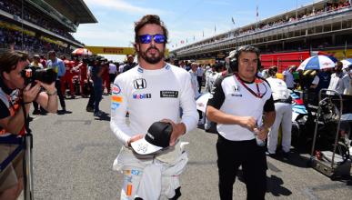 """Alonso: """"en Mónaco esperamos ir mejor que en España"""