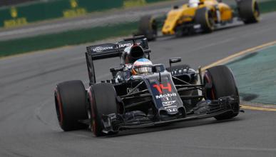 Alonso montará un nuevo motor en Bahréin