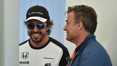"""Alonso: """"pido paciencia a los que nos apoyan"""""""