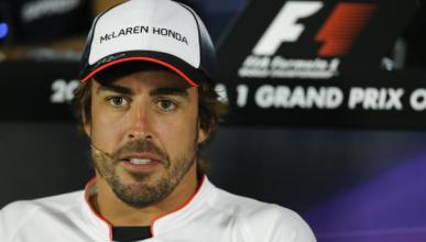 """Alonso: """"progresamos para luchar por el título en 2017"""""""