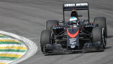 "Alonso rompe motor en Brasil: ""toca trabajar"""