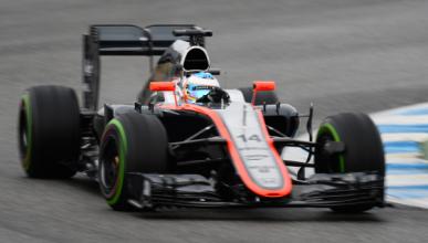 Alonso y Sainz volverán a coincidir en pista en Barcelona