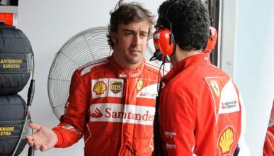 """Alonso: """"Tenemos más de un problema en este momento"""""""