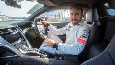 """Alonso: """"tengo más de lo que podía imaginar"""""""