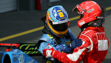 Alonso, tercer mejor piloto de la historia de la F1