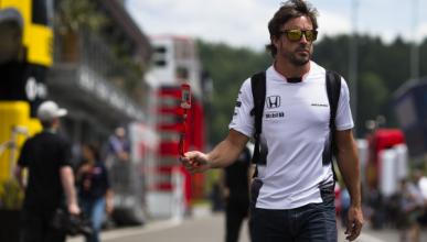Alonso, sin vacaciones para dar un empujón a McLaren