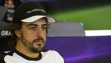 """Alonso zanja el asunto: """"seguiré en McLaren en 2016 y 2017"""""""