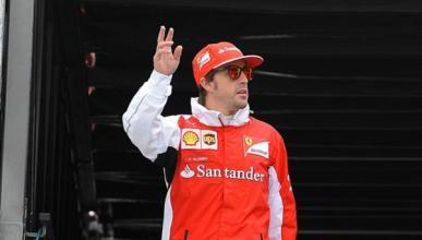 """Alonso:""""sería bonito ser protagonista algún día en Le Mans"""""""