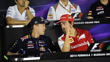 "Arrivabene: ""cuando Alonso se quiso ir, llamamos a Vettel"""