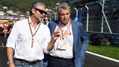 """Arrivabene: """"La F1 necesita estar más cerca de la gente"""""""