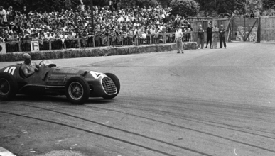 Ascara - Ferrari - GP Monaco - 1950