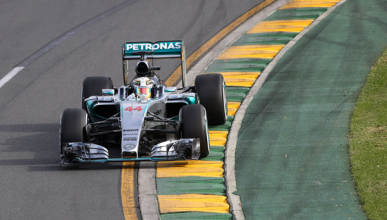 Así fue el directo de la carrera del GP Australia 2015