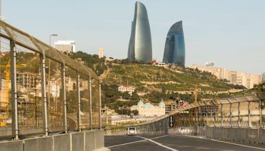 Así será el circuito urbano de Baku para la F1 en 2016