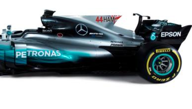 Así se verán los dorsales en los F1 desde el GP de España