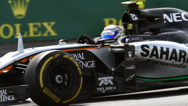 Aston Martin no entrará en F1 con Force India en 2016