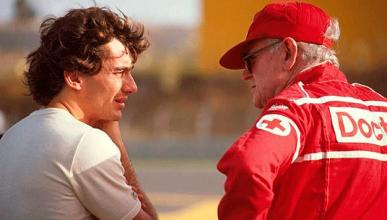 Ayrton Senna - Sid Watkins