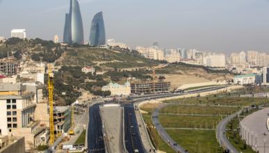 Bakú será el circuito más estrecho de la Fórmula 1