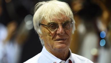 Bernie Ecclestone rompe su silencio tras su salida de la F1