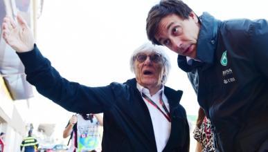 Bernie Ecclestone volverá a un circuito de F1 en Bahréin