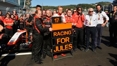 Los Bianchi toman acciones legales contra la FIA y Marussia