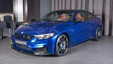 BMW M4 San Marino Blue (I)