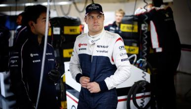 Bottas hará debutar el nuevo Williams en los tests de Jerez