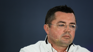 "Boullier sobre el accidente de Alonso: ""no escondemos nada"""