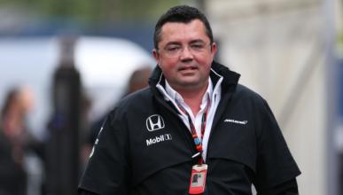 """Boullier supo """"enseguida"""" que McLaren tendría problemas"""