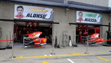 Box Ferrari Canadá 2013