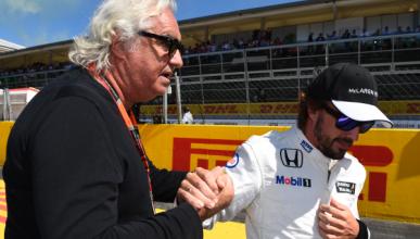 """Briatore: """"Fernando Alonso y Mercedes no contactaron"""""""