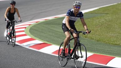 Button pensó en cambiar la F1 por los Juegos Olímpicos